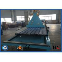 Buy cheap Finished Steel Roof Tile Roll Forming Machine 25 M / Min High Production Capacity from wholesalers