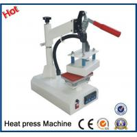 Buy cheap New type lowest price small heat transfer machine for label  for all fabric factory16B from Wholesalers