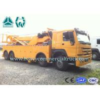 Buy cheap High Performance Manual Wrecker Towing truck Breakdown Recovery from Wholesalers