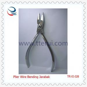 China Plier Wire Bending Jarabak TR-IO-326 on sale