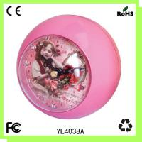 Buy cheap Plastic gift clock/wall clock/square clock/table clock from wholesalers
