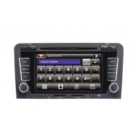 Buy cheap Audi A3 6.2 inch Special In Dash Android Car Dvd Radio Player Wiht GPS Navigation Wholesale Price from Wholesalers