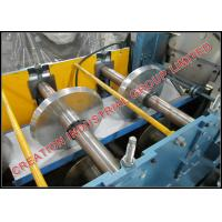 Buy cheap Customized V Shaped Ridge Cap Roll Forming Machine 7.5 x 1 x 1.4 meters from wholesalers