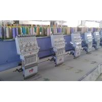 Buy cheap 906 flat computerized embroidery machine from Wholesalers