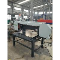 Buy cheap wooden pallet dismantling band saw machine,horizontal cutting portable sawmill from wholesalers