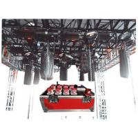 Quality Reflective And Noctilucence Eight Channel Rack Flight Case Of Motor Chain Hoist Power Case wholesale