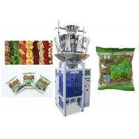 Buy cheap Touch Screen Dry Food Packaging Machine 5 - 60 Bags / Minute High Speed from Wholesalers