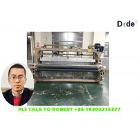 Quality 280cm Polyester Bedding Weaving Water Jet Loom Cam Motion Shedding Single Nozzle wholesale