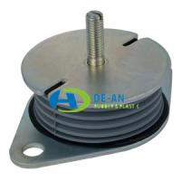 Buy cheap Silicone  EPDM Rubber and Steel Rubber Vibration Isolator Damper from wholesalers