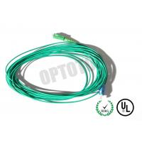 Quality Multimode Fiber Optic Patch Cord OM 3 3mm For Wide Area Networks / LANs wholesale