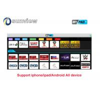 Buy cheap Ipad Iptv Server Subscription  , Iptv Online Subscription 350+ More Live Channels from wholesalers