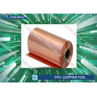 Buy cheap Double Shiny  RA Copper Foil For FPC ,Roll Size  Maximum Width 650 from Wholesalers