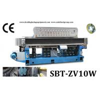 Quality 10 Spindles Glass straight-line edging machine,Glass straight-line edging machine,Glass Edging Machine wholesale