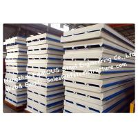 Buy cheap Valuation for EPS / PUR / PIR Chinese Supply Factor in Cold Room Sandwich Panels from Wholesalers