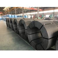 Buy cheap ASTM A416 Prestressed Steel Wire For Concrete , Galvanized 7 Wire Pc Strand from wholesalers