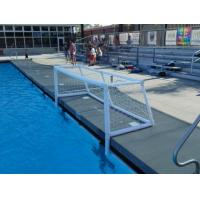 Quality Inflatable Water Polo Goal Games, Inflatable Water Pool Sports Games wholesale