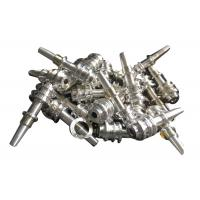 Quality Stainless Steel Precision Turned Parts , CNC Lathe Machine Parts With 3D Drawing for sale