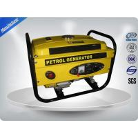 Buy cheap Home Petrol 950/ 2500 Series Small Gas Generator Cold Rolled Steel Rated Output 5.5HP from Wholesalers