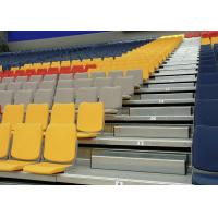 Buy cheap Customized Sports Arena Seating Manual Control With Optional Mounting Types from Wholesalers