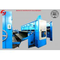 high speed double shaft and U type board  needle punching machine