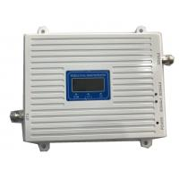 Buy cheap Portable GSM DCS / WCDMA Dual Band Cell Phone Signal Booster For All Networks from wholesalers
