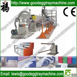 Buy cheap epe foam sheet machinery from wholesalers