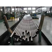 Cold Drawn Precision Welded Steel Tube Carbon Steel Material