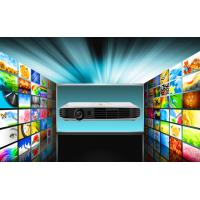 Buy cheap DLP 3D RGB LED Portable Presentation Projector With HDMI VGA USB Port from Wholesalers