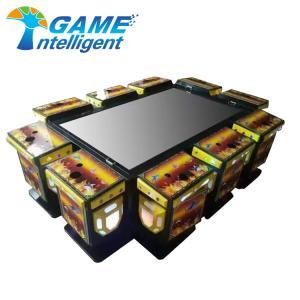China English & Chinese Version Fish Gambling Machine Ocean King 3 Dragon Mania  2200 * 1400 * 1000 on sale