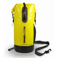 Buy cheap Heavy Duty Waterproof Dry Bags Quick Submersion Of 600D Nylon Coated PVC Tarpaulin from Wholesalers