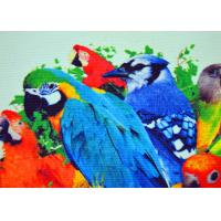 Buy cheap Bright Color Inkjet Cotton Canvas Digital Printing Lifelike Active Graphics from Wholesalers