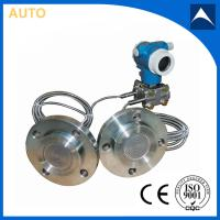 Quality Remote seals type pressure transmitter with dule flange wholesale