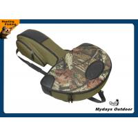 Green Hunting Crossbow Case / Camo Crossbow Storage Case 38 X 25 X 15 Inches