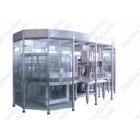 Buy cheap Automatic PET Bottle Filling Machine / Bottled Water Production Line CGF50-50-12 from Wholesalers