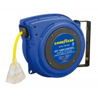 Buy cheap Goodyear 63313134G Outdoor Retractable Extension Cord Reels With Plastic Housing from wholesalers
