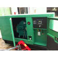 Buy cheap 230V Cummins Diesel Generator With Rotation Magnet Single Bearing from Wholesalers