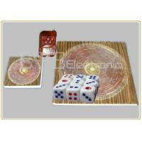 Buy cheap Custom Dice Gambling Games Remote Control Dice With Electronic Microchip from Wholesalers