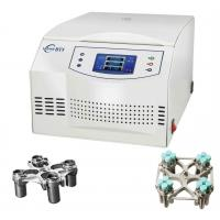 Buy cheap BT5 Steel Body Low Speed Centrifuge Machine / Safety electric lid lock Centrifuge Machine from Wholesalers