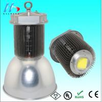 China Low Price 200W 47 - 63Hz 18500lm LED Industrial High Bay Light For Factory on sale