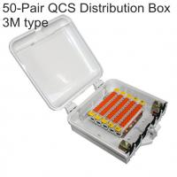 Quality IDC Module Gel - Filled Network Distribution Box 3M Quick Connect System wholesale