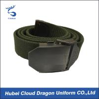 Tactical Security Uniform Accessories Green Men Security Military Pouch Belt