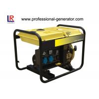 Buy cheap 4 - Stroke 2.2 Kw Air cooled Diesel Fuel Generator Recoil Start from wholesalers