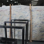 Buy cheap Decorative Apollo Marble Stone Slab / Gray Marble Slab No Radiation from Wholesalers