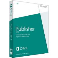 Buy cheap Picture effects Office 2013 Key Code Microsoft Publisher Box Pack 32/64Bit Medialess from Wholesalers