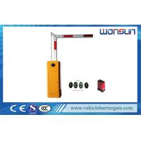 Buy cheap Rfid Folding Arm Highway Nice Barrier Gate Vehicle Gate Barrier System from wholesalers