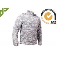 China ACU Men's Military Style Jacket , Security Winter Jackets For Outdoor Activities on sale