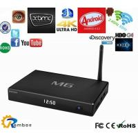 Metal Housing Amlogic8726-MX Dual Core Android Smart TV Box Support XBMC Youtube