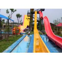 Buy cheap Customized Size High Speed Water Slide Equipment for Water Park from wholesalers