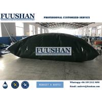 Quality Fuushan 2000L Camping PVC Soft Water Tank wholesale