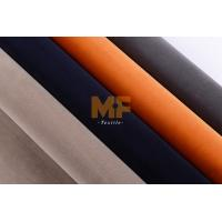 Quality Textured Polyester Upholstery Fabric , Super Soft 100% Polyester Fabrics For Couches wholesale